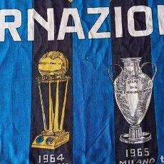 Coleccionismo deportivo: BANDERA INTER DE MILAN. Lote 277458588