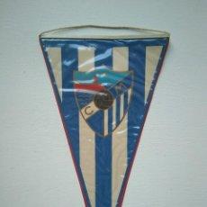 Coleccionismo deportivo: ANTIGUO BANDERÍN MÁLAGA CLUB DE FÚTBOL. Lote 278412843