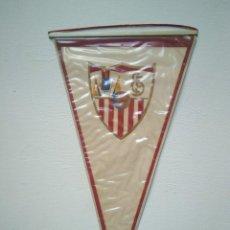 Coleccionismo deportivo: ANTIGUO BANDERÍN SEVILLA CLUB DE FÚTBOL. Lote 278413213