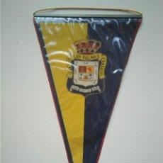 Coleccionismo deportivo: ANTIGUO BANDERÍN UNIÓN DEPORTIVA LAS PALMAS. Lote 278413363