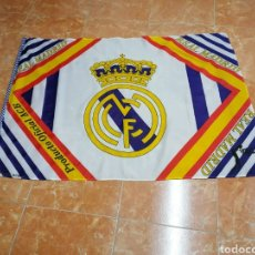 Coleccionismo deportivo: BANDERA REAL MADRID ACB. Lote 278572683