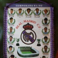 Collezionismo sportivo: BANDERÍN REAL MADRID. Lote 286181188