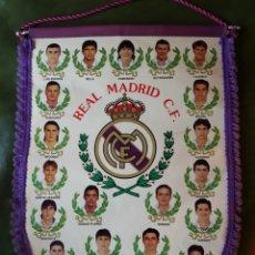 Collezionismo sportivo: BANDERÍN REAL MADRID. Lote 286181443