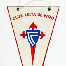 Coleccionismo deportivo: BANDERÍN CELTA DE VIGO AÑOS 60. Lote 288601428