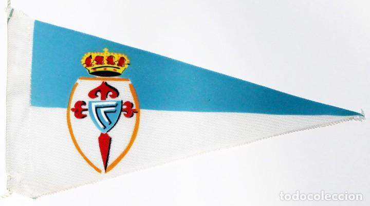 Coleccionismo deportivo: 8 Banderines de Tela Celta de Vigo años 20-30 - Foto 4 - 288601678