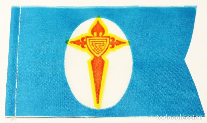 Coleccionismo deportivo: 8 Banderines de Tela Celta de Vigo años 20-30 - Foto 5 - 288601678