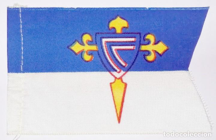 Coleccionismo deportivo: 8 Banderines de Tela Celta de Vigo años 20-30 - Foto 7 - 288601678