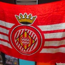 Coleccionismo deportivo: BANDERA GIRONA FC 150X100CM. Lote 289874773