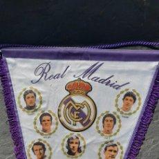 Coleccionismo deportivo: REAL MADRID BANDERIN 1972. Lote 289888203