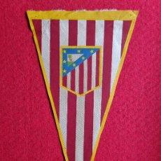 Coleccionismo deportivo: BANDERIN FUTBOL ATLETICO DE MADRID ORIGINAL. Lote 294008188