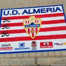 Coleccionismo deportivo: BANDERA FÚTBOL ALMERÍA. Lote 294091493