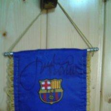 Coleccionismo deportivo: BANDERIN F. C. BARCELONA. Lote 16704431