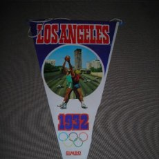Coleccionismo deportivo: (M-ALB1) BANDERIN BIMBO - OLIMPIADA LOS ANGELES 1932. Lote 29061758