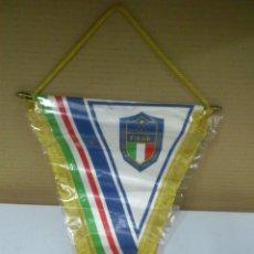 Coleccionismo deportivo: BANDERIN FITAK. FEDERACION ITALIANA DE KARATE TAEKWONDO DE GRANDES DIMENSIONES. Lote 40483951