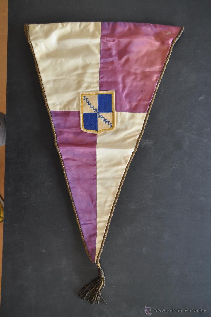 BANDERIN DE STELLA SPORTS (Coleccionismo Deportivo - Banderas y Banderines otros Deportes)