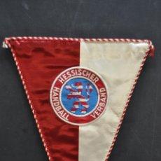 Coleccionismo deportivo: BANDERIN DE HESSISCHER HANDBALL-VERBAND. ALEMANIA. Lote 41396315