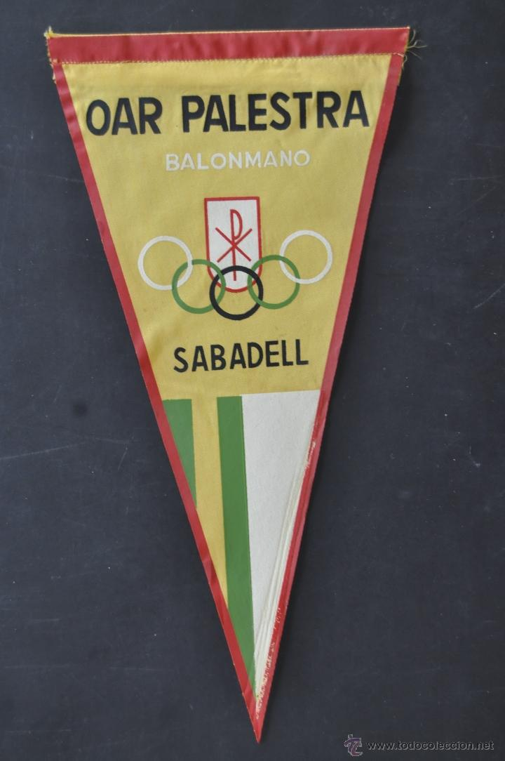 Coleccionismo deportivo: LOTE DE 9 BANDERINES DE BALONMANO. CLUBES Y FEDERACIONES - Foto 5 - 41397066