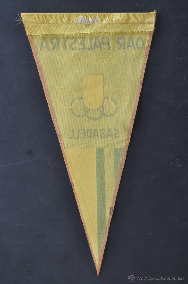 Coleccionismo deportivo: LOTE DE 9 BANDERINES DE BALONMANO. CLUBES Y FEDERACIONES - Foto 6 - 41397066