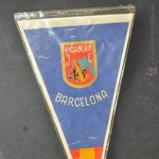 Coleccionismo deportivo: BANDERIN DEL PICADERO J.C. BARCELONA. Lote 41397465