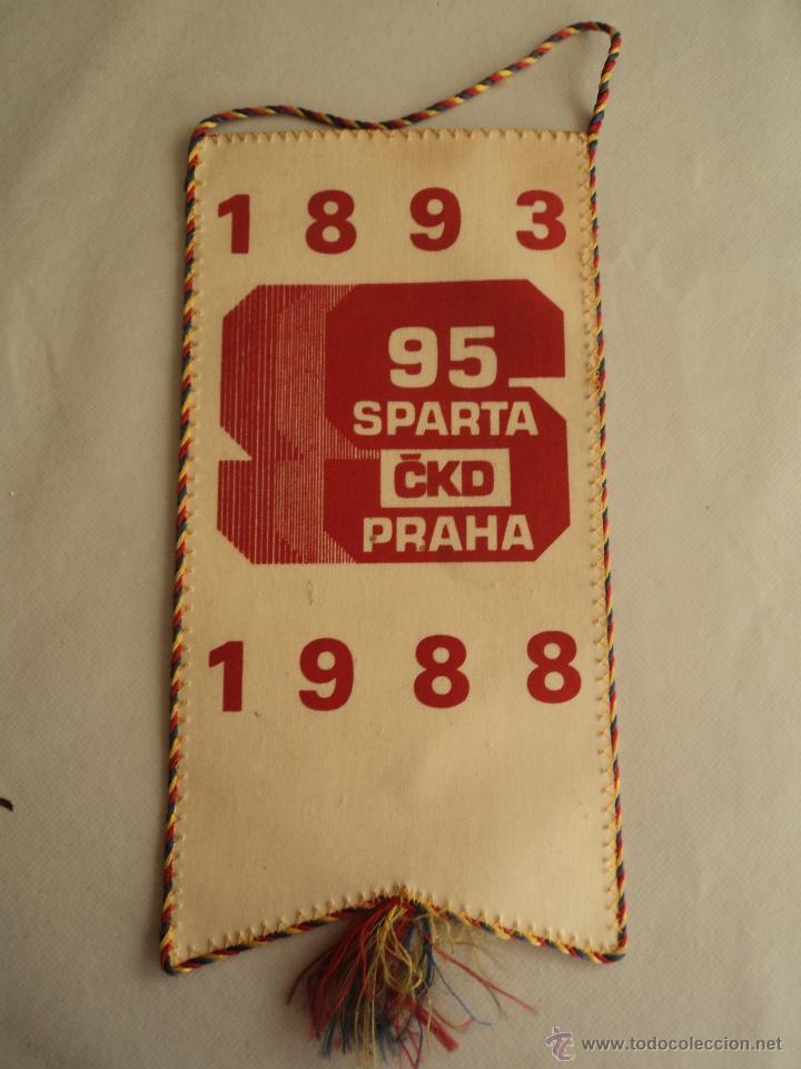 Coleccionismo deportivo: ANDERLECHT-SPARTA PRAGA. PMEZ87 24X12 - Foto 2 - 41688465