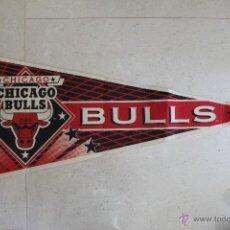 Coleccionismo deportivo: BANDERÍN CHICAGO BULLS. Lote 44107407