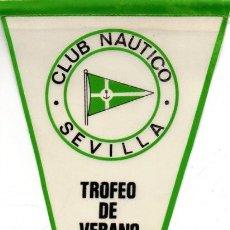 Coleccionismo deportivo: SEVILLA, 1969, CLUB NAUTICO, TROFEO DE VERANO, 27 CMS. Lote 44901243