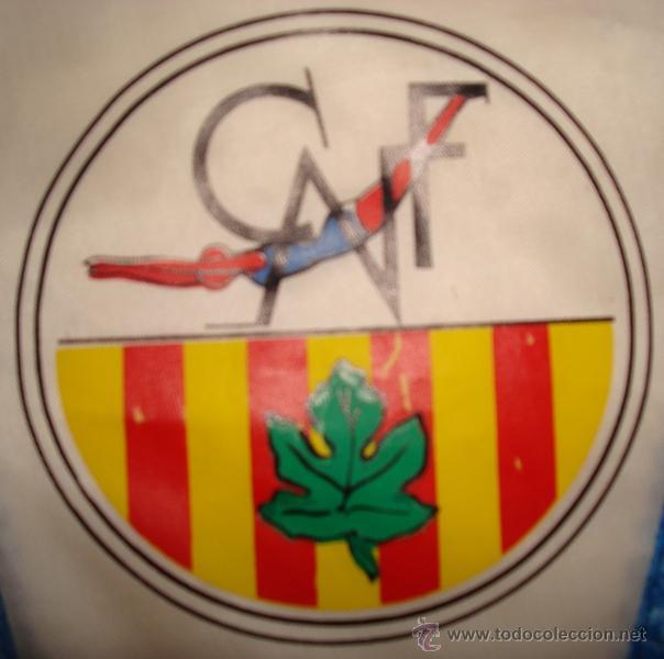Coleccionismo deportivo: BANDERÍN DEL CLUB NATACIÓ FIGUERES - Foto 3 - 50297266