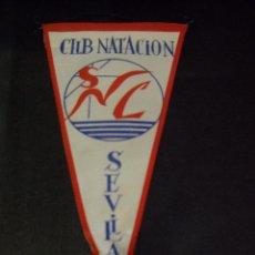 Coleccionismo deportivo: BANDERÍN CLUB NATACIÓN SEVILLA. Lote 56188341