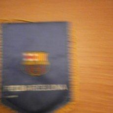 Coleccionismo deportivo: BANDERIN. F.C.BARCELONA. Lote 56559453