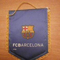 Coleccionismo deportivo: BANDERIN. F.C.BARCELONA. Lote 56559464