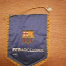 Coleccionismo deportivo: BANDERIN. F.C.BARCELONA. Lote 56559495