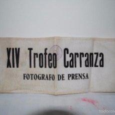 Coleccionismo deportivo: XIV TROFEO RAMON DE CARRANZA .. Lote 57234240