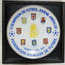 Coleccionismo deportivo: METOPA OLIMPIADA JUVENIL 1981 . Lote 57944299