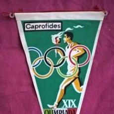 Coleccionismo deportivo: OLIMPIADA DE MÉXICO. CAPROFIDES. Lote 58546954