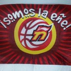 Coleccionismo deportivo: BANDERA BALONCESTO SELECCIÓN ESPAÑOLA ÑBA SPANISH BASKET BALL. Lote 58651448