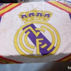 Coleccionismo deportivo: BANDERA REAL MADRID - PRODUCTO OFICIAL ACB - TAMAÑO 150 X 100 CENTIMETROS. Lote 77756565