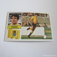 Coleccionismo deportivo: EDICIONES ESTE. LIGA 82-83. NUEVO. MARRERO, U.D. LAS PALMAS. Lote 88129176
