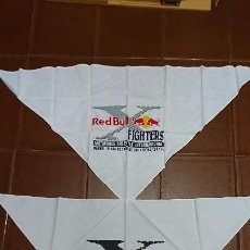 Coleccionismo deportivo: LOTE PAÑUELO RED BULL, MOTOCROS FREESTYLE. Lote 88920940