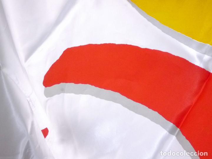 Coleccionismo deportivo: Bandera oficial Paralimpicos Barcelona-92 - Foto 3 - 91264120