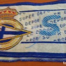 Coleccionismo deportivo: BUFANDA DEL DEPORTIVO DE LA CORUÑA . Lote 93924255