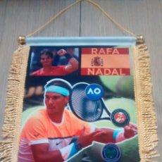 Coleccionismo deportivo: BANDERIN RAFA NADAL. Lote 97883843