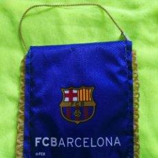 Coleccionismo deportivo: BANDERÍN OFICIAL FÚTBOL CLUB BARCELONA BARÇA. Lote 98004843