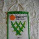 Coleccionismo deportivo: BANDERÍN BALONCESTO CAJA SAN FERNANDO. Lote 99186651