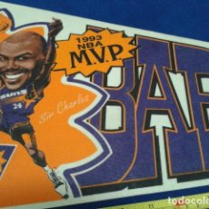 Coleccionismo deportivo: BANDERIN MADE IN USA 77 CM ORIGINAL ( SIR CHARLES BARKLEY M.V.P. 1993 NBA ) PHOENIX SUNS. Lote 116875587