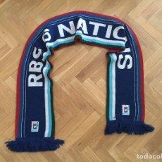 Coleccionismo deportivo: BUFANDA OFICIAL RUGBY 6 NACIONES RBS 6 NATIONS ENGLAND FRANCE SCOTLAND ITALY IRELAND WALES. Lote 117956871