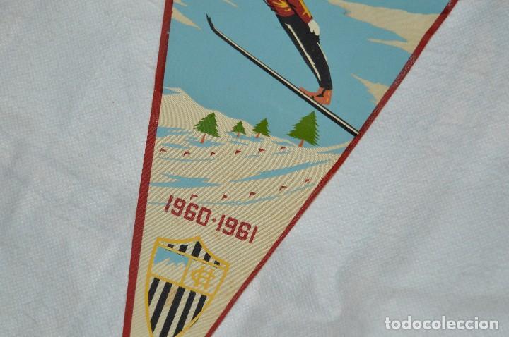 Coleccionismo deportivo: VINTAGE - ANTIGUO BANDERÍN DEPORTIVO - HISPANO CLUB - 1960 1961 - JOYA - HAZ OFERTA - Foto 3 - 118189599