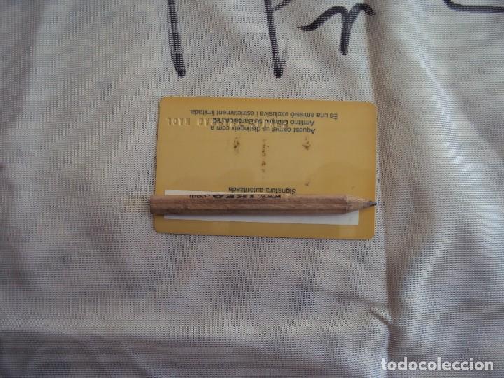 Coleccionismo deportivo: (F-180456)BANDERA OFICIAL OLIMPICA - BARCELONA 92 - FIRMADA POR D.JUAN ANTONIO SAMARANCH - - Foto 8 - 118251567