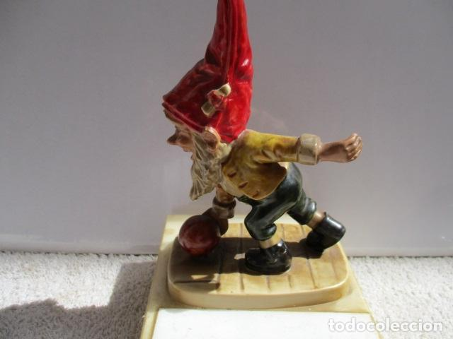 Coleccionismo deportivo: Trofeo de Bowling. Un Duende - Foto 2 - 119346927