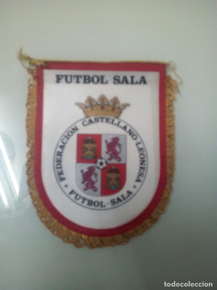 Coleccionismo deportivo: BANDERINES DE FUTBOL SALA - Foto 2 - 119855499