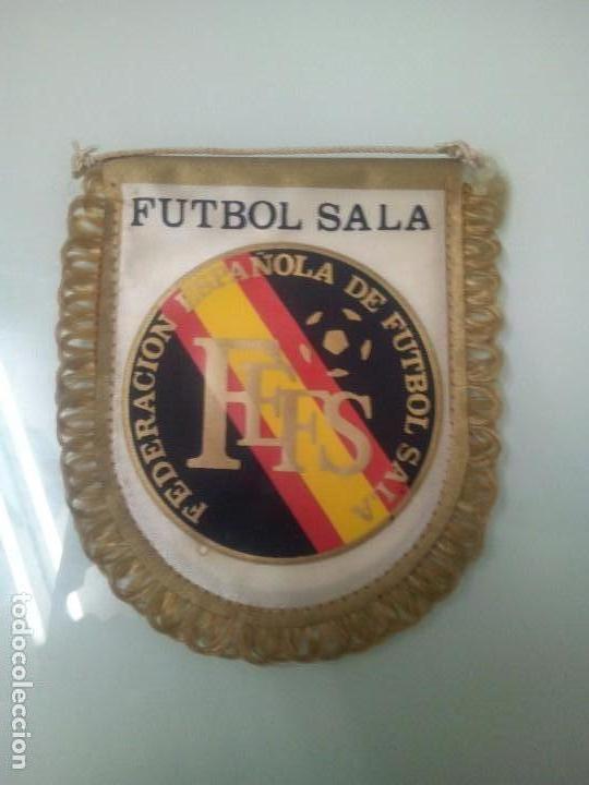 BANDERINES DE FUTBOL SALA (Coleccionismo Deportivo - Banderas y Banderines otros Deportes)